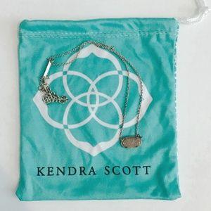 Kendra Scott ELISA Gold Druzy Necklace